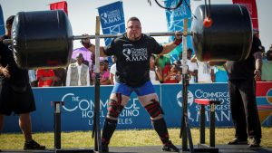 Strongman Squats